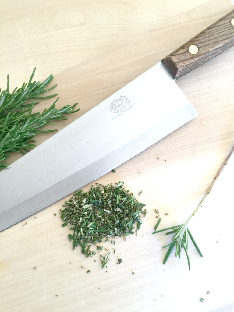 chopped fresh rosemary