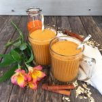 Carrot Cake Spiced Smoothie