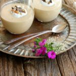 Almond Silk Mousse
