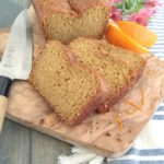 Vegan Vanilla Orange Bread