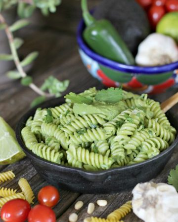 Avocado Cilantro Pesto