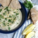 Oil-Free Baba Ganoush