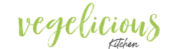 Vegelicious Kitchen logo